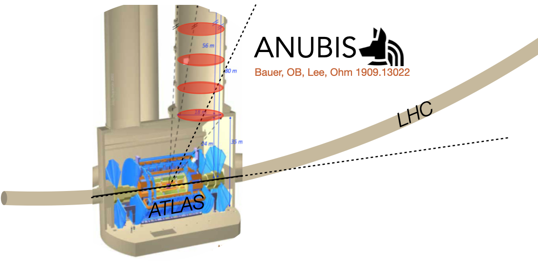 ANUBIS detector concept
