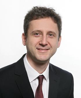 Alexander Mitov (Lecturer)